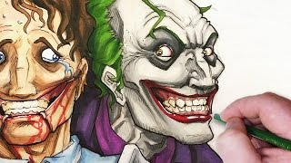 Let's Draw the Joker!