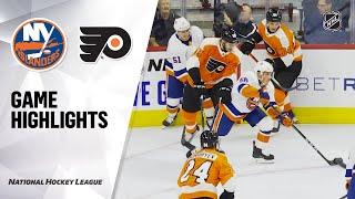 09/16/19 Condensed Game: Islanders @ Flyers