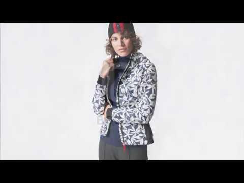 BOGNER Abby D Womens Lightweight Ski Jacket in Navy
