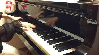 ピアノ演奏「Lovely Xmas /ジャニーズWEST(重岡・神山)」【耳コピ】