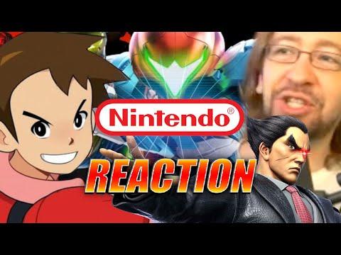 MAX REACTS: Nintendo Direct Saves E3 2021