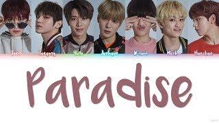 NCT 127 (엔씨티 127) – PARADISE Lyrics (Color Coded/HAN/ROM/ENG)