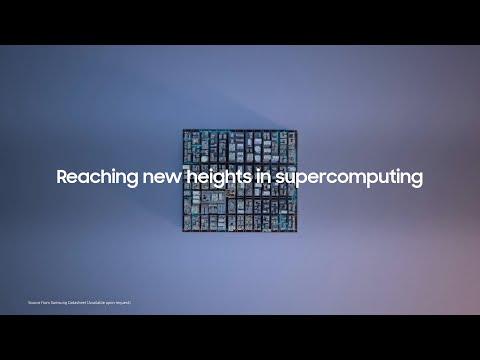 HBM Flashbolt (HBM2E): Reaching new heights in supercomputing | Samsung