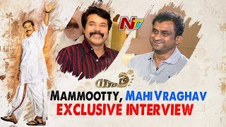 Mammootty And Director Mahi V Raghav Exclusive Interview A..