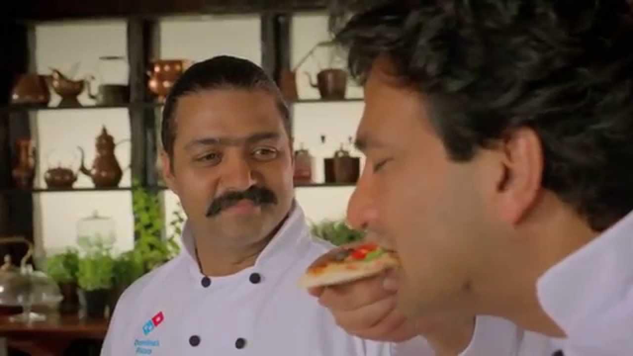 Domino's and Vikas Khanna present the Chef's Inspiration Range of Exotic Italian Pizzas - Bengali