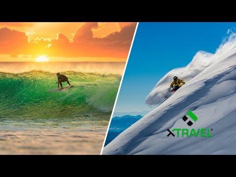 Skid- och surfresor med Apollo och Xtravel