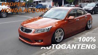 Review Honda Accord CP2 VIP Style. 100% Autoganteng | Review Asal Asalan