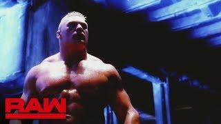 Paul Heyman presents a Brock Lesnar career retrospective: Raw, Feb. 18, 2019