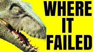 The Problem With Jurassic World: Fallen Kingdom