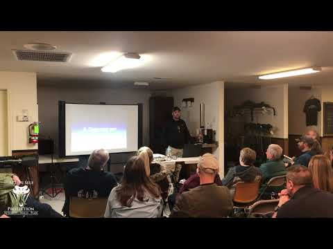 Lessons Learned Presentation In Spokane (Part 5): Carry Your Gun