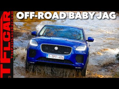 2018 Jaguar E-Pace Review: Top 10 Most Surprising Facts You Need To Know