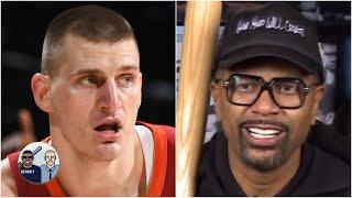Jalen Rose reacts to Nikola Jokic's destruction of the Knicks 😳 | Jalen & Jacoby