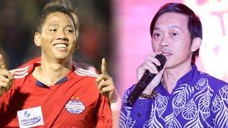 Hoài Linh bất ngờ lên tiếng về bàn thắng của Tiền đạo Anh Đức - TIN TỨC 24H TV