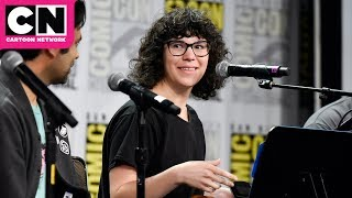 Adventure Time | Rebecca Sugar Performs 'Time Adventure' | Cartoon Network