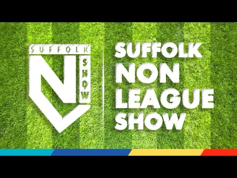 LIVE   (ANTON CLARKE) Suffolk Non League Show (DeeJam and Adam) #26