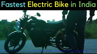 Fastest 'Made in India' electric motorcycle KRIDN to be av..