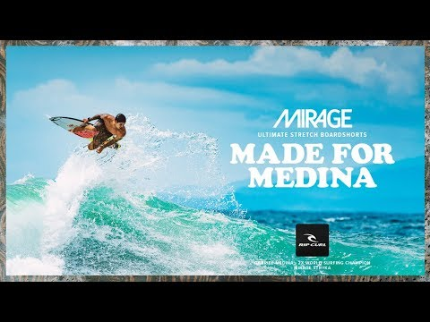Made For Medina | 2019 Mirage, Made For Waves | Military Collection