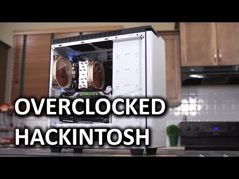 Ultimate Overclocked Hackintosh Workstation Build Guide - Smashpipe Tech
