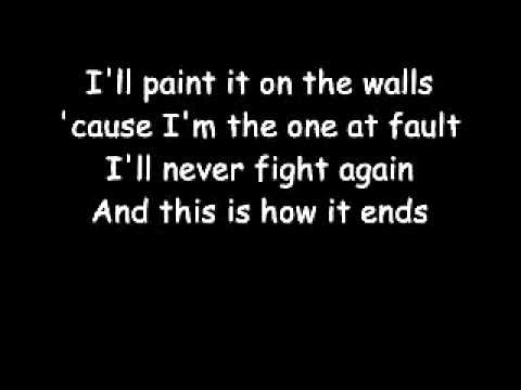 Linkin Park - Breaking The Habit (Lyrics)