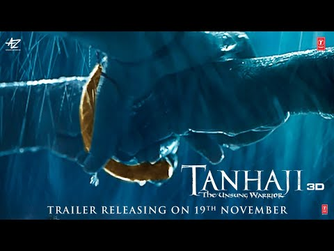 Tanhaji -The Unsung Warrior | Rishton Ka Farz Ya Mitti Ka Karz | Trailer ►19 November