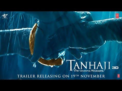 Tanhaji -The Unsung Warrior   Rishton Ka Farz Ya Mitti Ka Karz   Trailer ►19 November