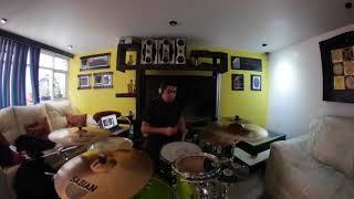 Cardi B - I like it ft. Bad bunny & J Balvin | Dany Victorio drum cover
