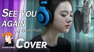 See You Again - Charlie Puth (Demo version) cover by Jannine Weigel (พลอยชมพู) 'LIVE'
