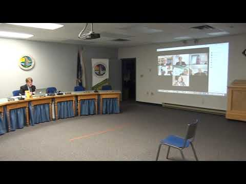 Town of Plattsburgh Board Meeting  4-9-20