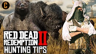Red Dead Redemption 2: Top 5 Hunting Tips