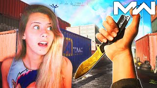 KNIFE GRIND FINALLY!!! Road to Damascus - Knife (MW)