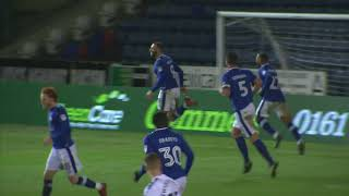 Oldham v Leicester