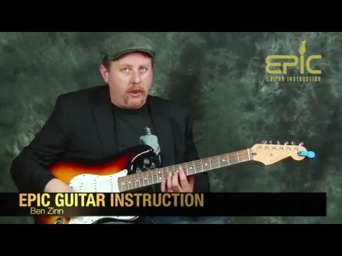 Learn Lets Dance David Bowie guitar song lesson with chords rhythms strumming techniques funky