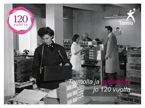 Tamro 120 vuotta #tamro120v