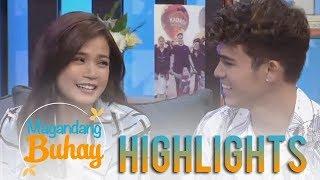 Magandang Buhay: Iñigo and Maris Racal's relationship update!