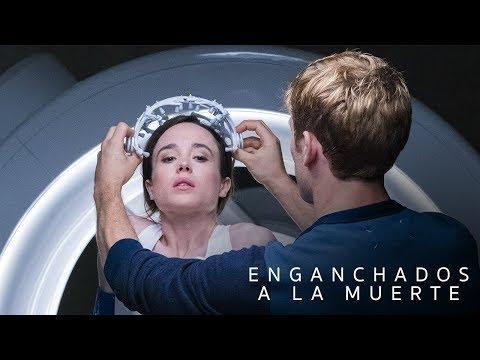 """ENGANCHADOS A LA MUERTE. ¿Qué podría salir mal"""" En cines 3 de noviembre."""