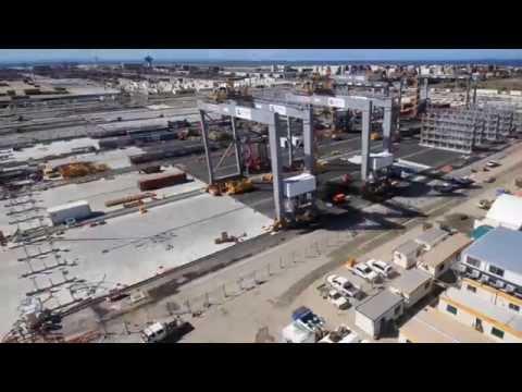 Brisbane Terminal Redevelopment 2012-2014 - York Civil