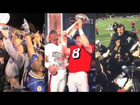SJSU 50 Years of Golden Moments - Bowl Legacies