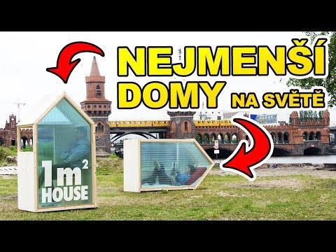 10 najmenších domov na svete