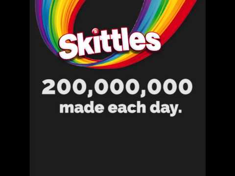 Fun Facts From These Guys - Twitter and Skittles