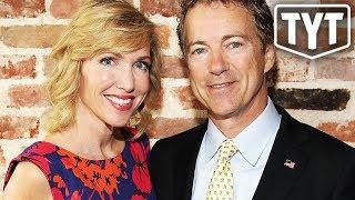 Rand Paul's Wife Sleeping With Loaded Gun