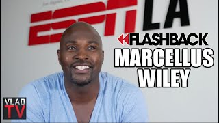 Marcellus Wiley on Suge Knight Sending His Crew for Him in the Club (Flashback)