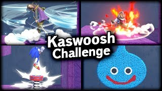 [SSBU] Who can make the Kaswoosh Jump with only their Up Special?