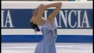 Mao Asada  SP - Grand Prix final 2007 Torino-Italy