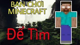 5 Thứ Đã Khiến Bạn NGHIỆN Suốt Ngày Chơi Minecraft - Bạn chơi Minecraft Để Tìm Herobrine ???