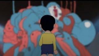 Adegan Doraemon Mati