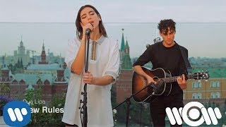 Dua Lipa - Moscow Rooftop Acoustic   Live Session