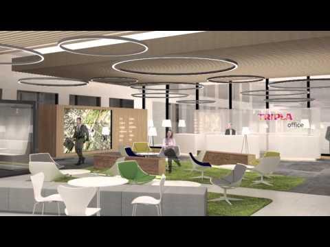 Tripla by YIT – Triplasta tulee uudenlainen kansainvälinen toimistokeskittymä! – Tuula Klemetti