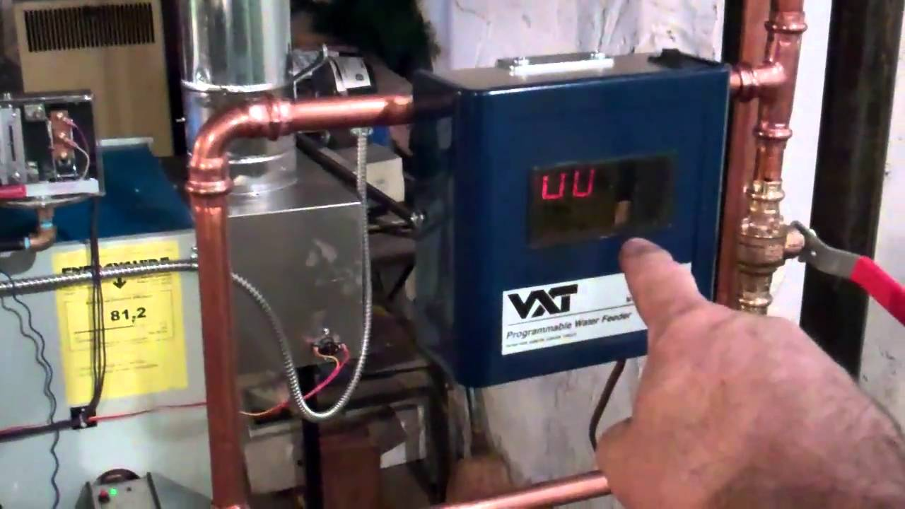 Boiler Water Feed Issue Youtube