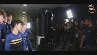 2018 TeamGym Europeans - Qualifications – Junior Men's Teams