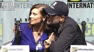 THE WALKING DEAD 9 | San Diego Comic-Con 2018 Panel Highlights (AMC)